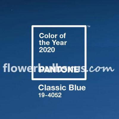 2020 Pantone Colour of the Year - Classic Blue